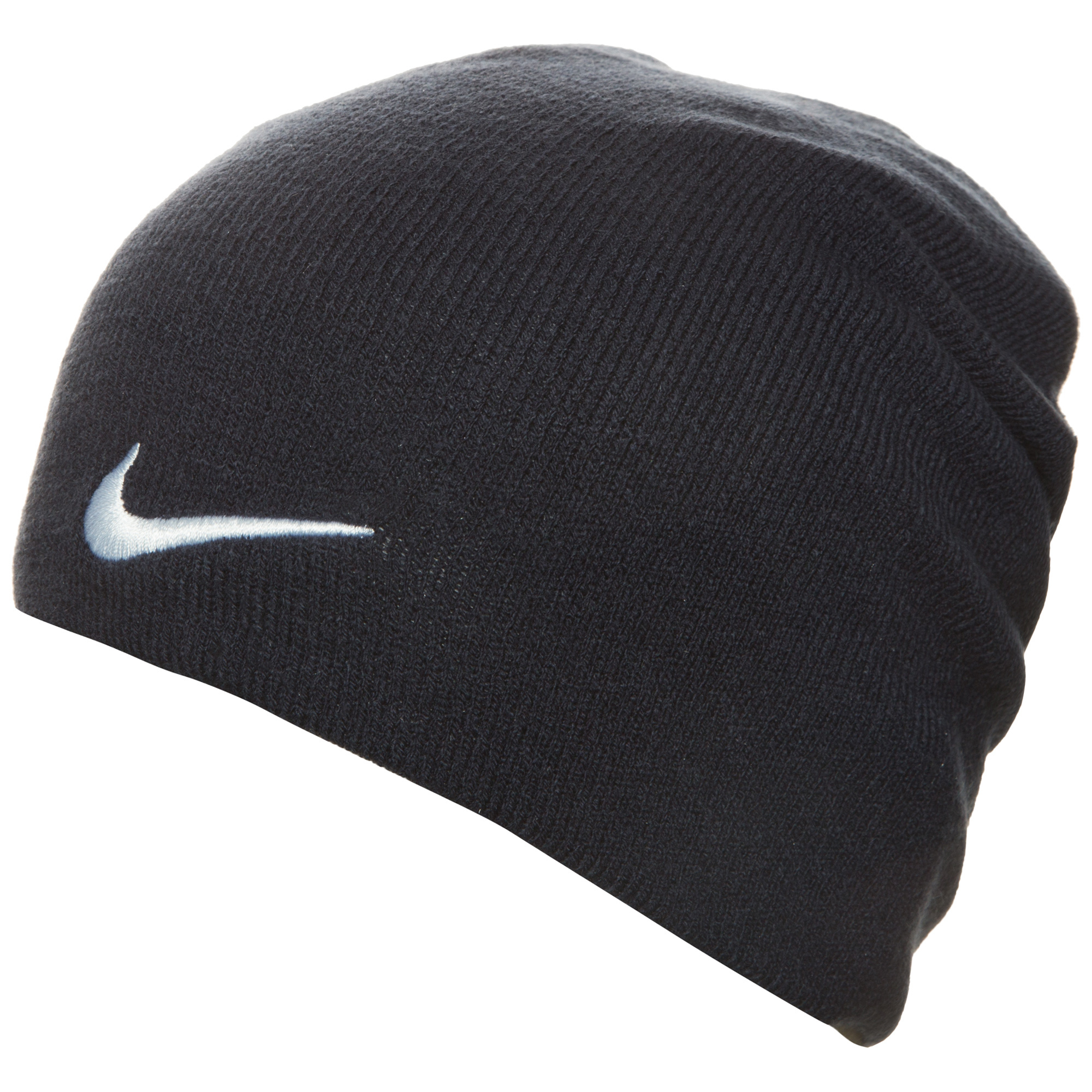 7e8e5f2a3f95ac Nike Beanie Team Performance Obsidian/Football White   646406-451    FOOTY.COM
