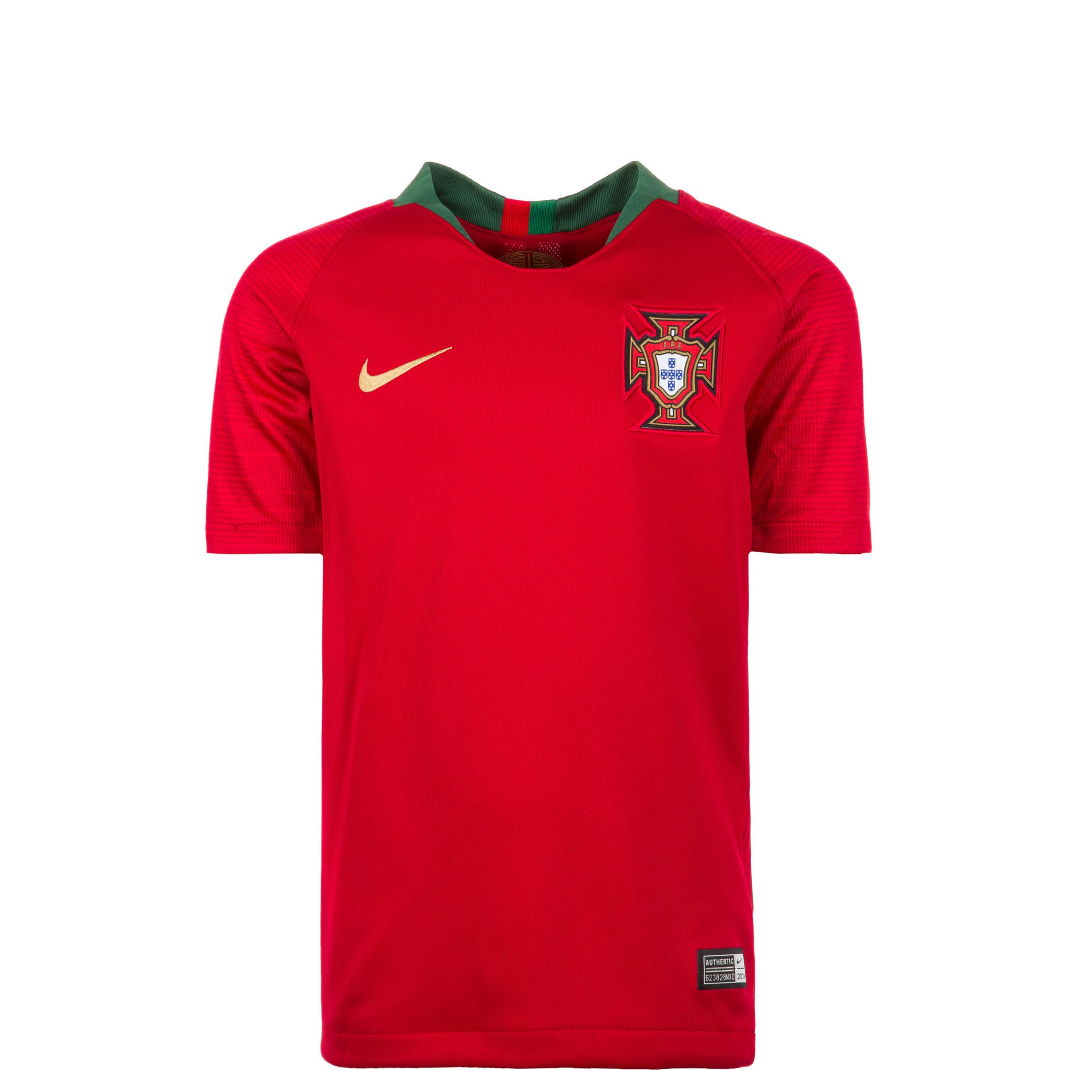 61970d09ccc Nike Portugal Kids SS Home Shirt 2018