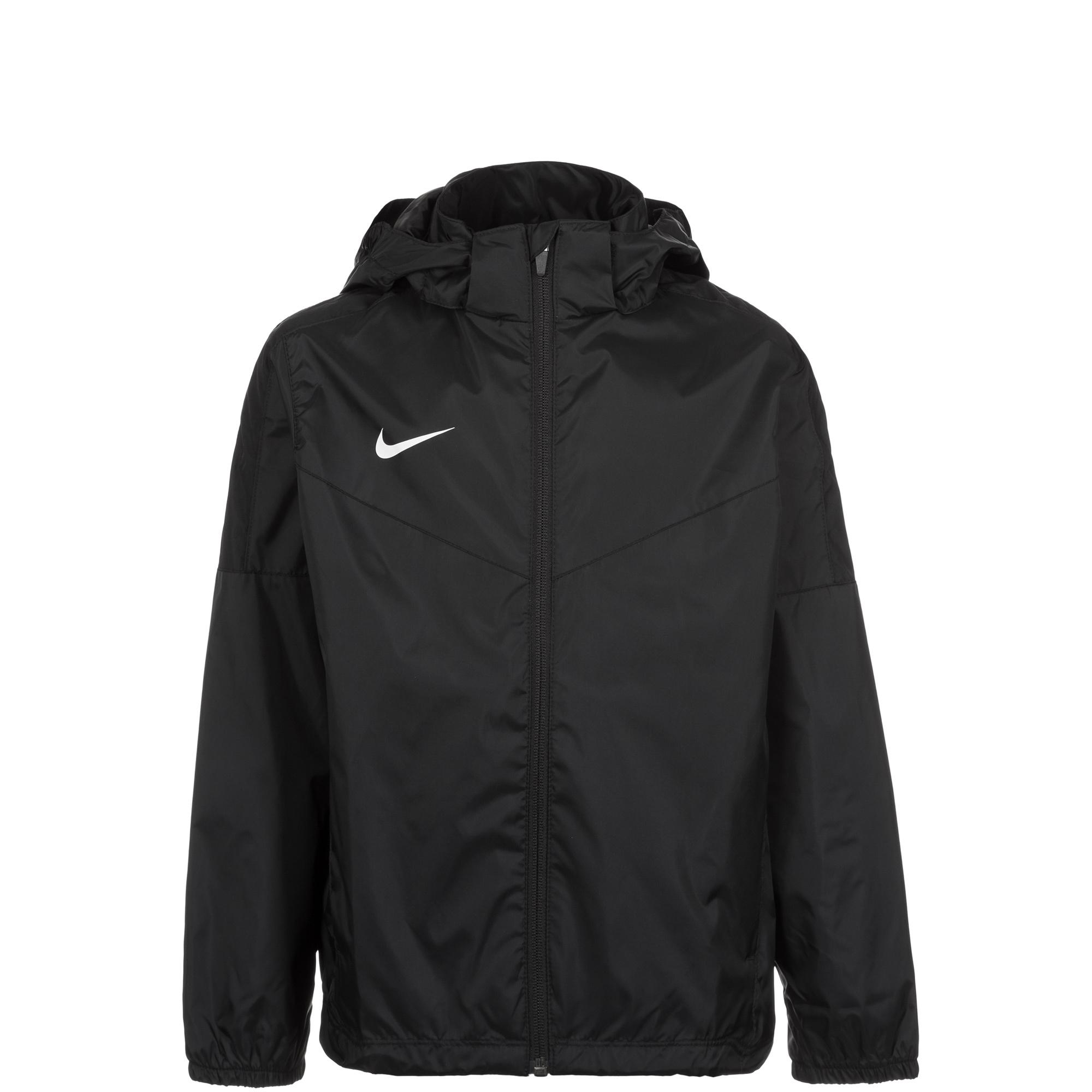 Nike Rain Jacket Team Sideline Black Kids