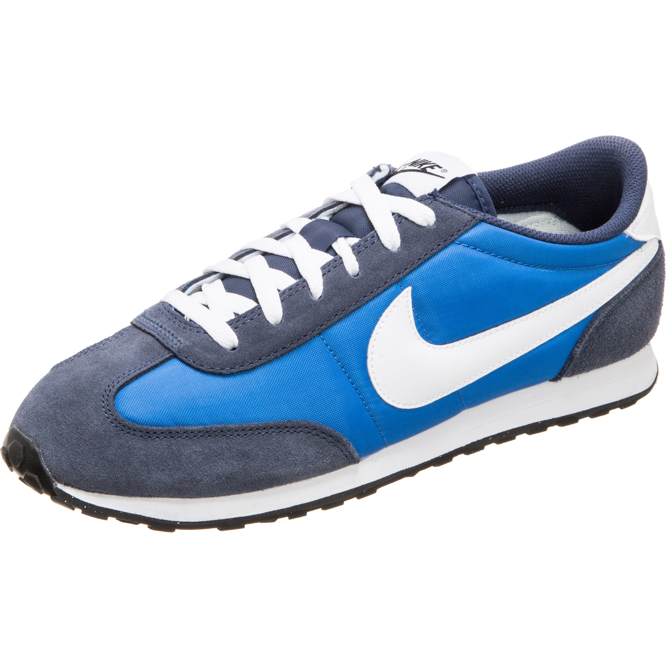 barricada Prisionero de guerra béisbol  Nike Mach Runner Men's Shoe - Blue | 303992-414 | FOOTY.COM