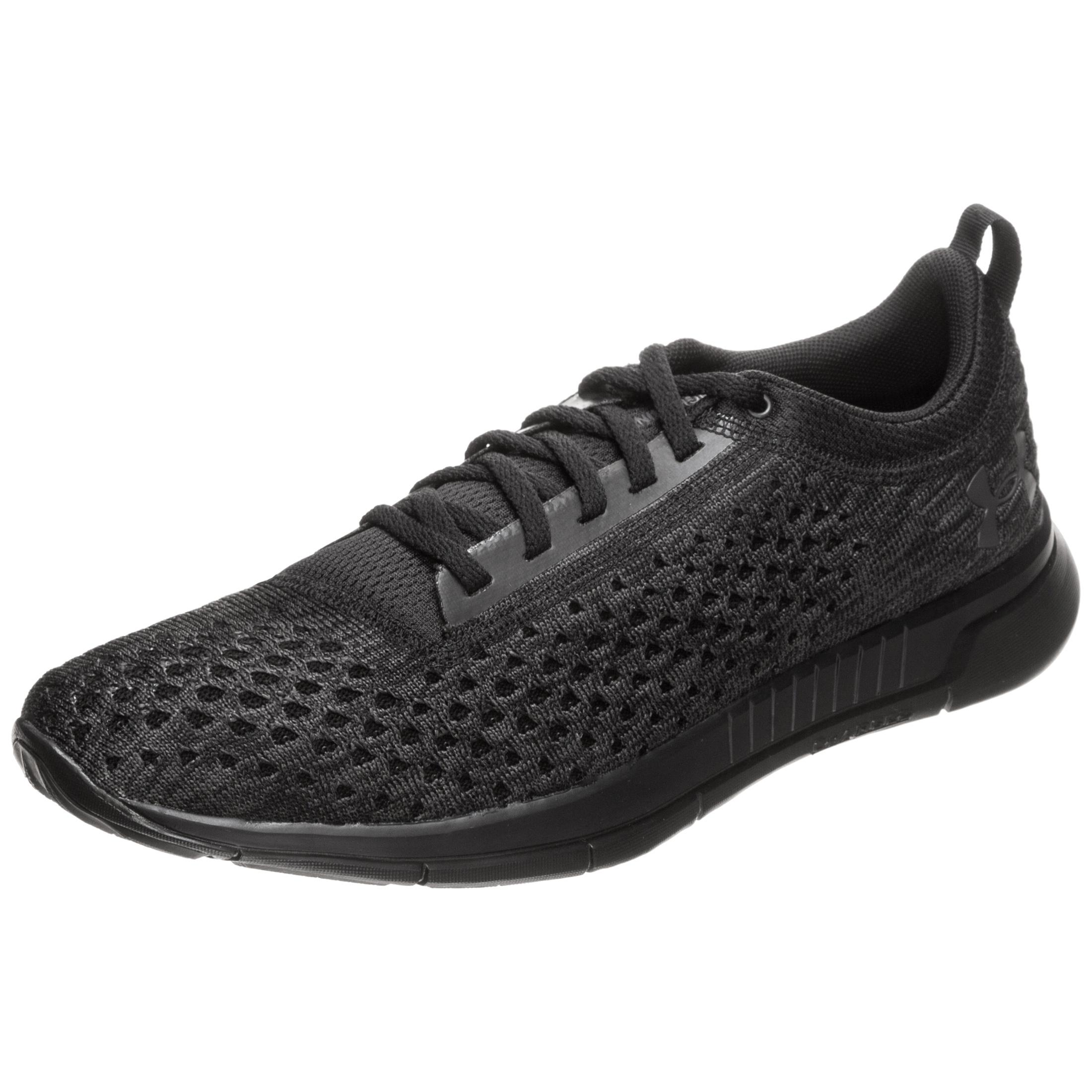 04214a1aab Herrenschuhe Under Armour Lightning 2 Black Gray Men Running Shoes Sneakers  3000013-100 SZ 10