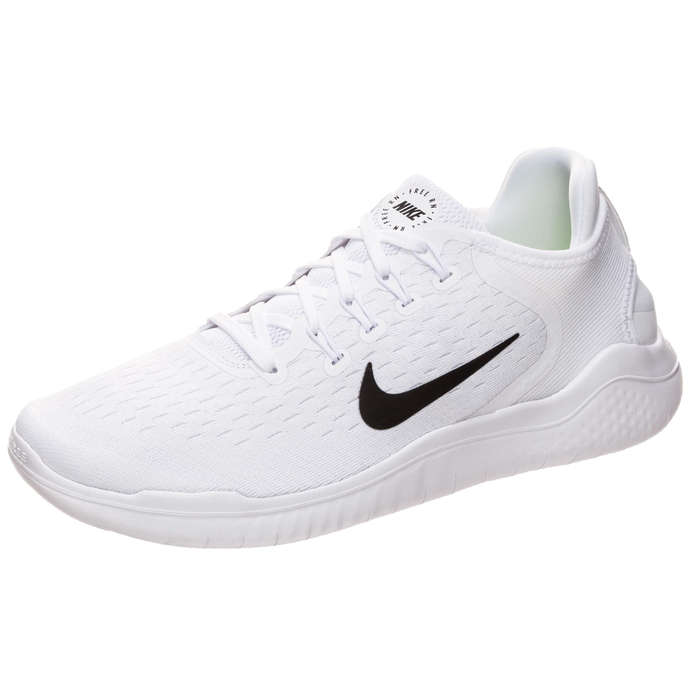 the latest d2f88 c9873 Nike Free RN 2018 Men's Running Shoe - White
