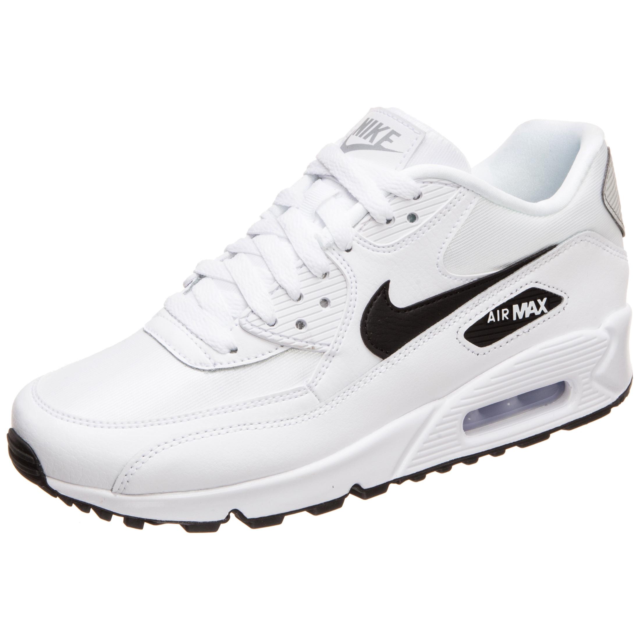newest collection 994e1 8808e Nike Air Max 90 Women's Shoe - White
