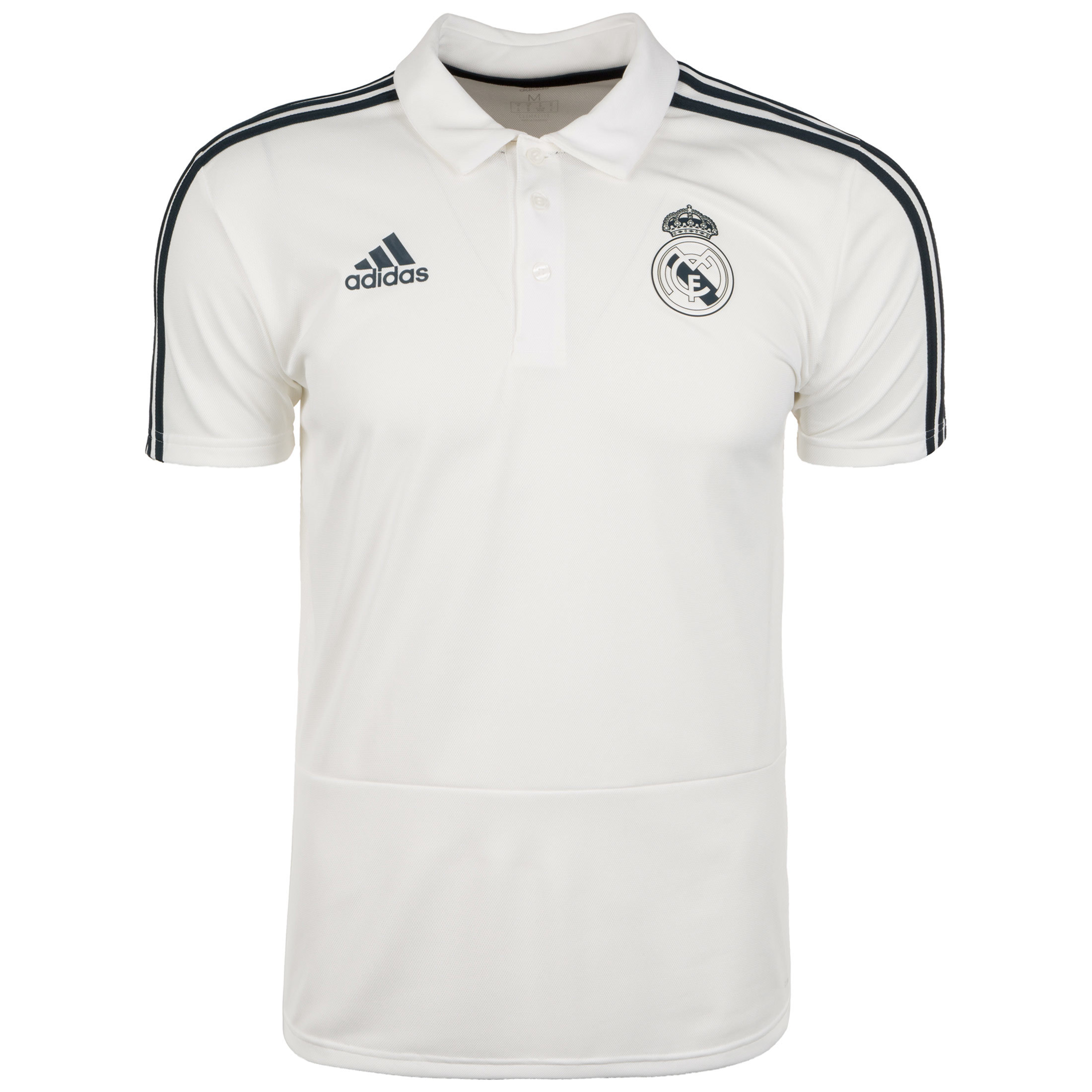 9874b61d adidas Real Madrid Polo Shirt | CW8669 | FOOTY.COM