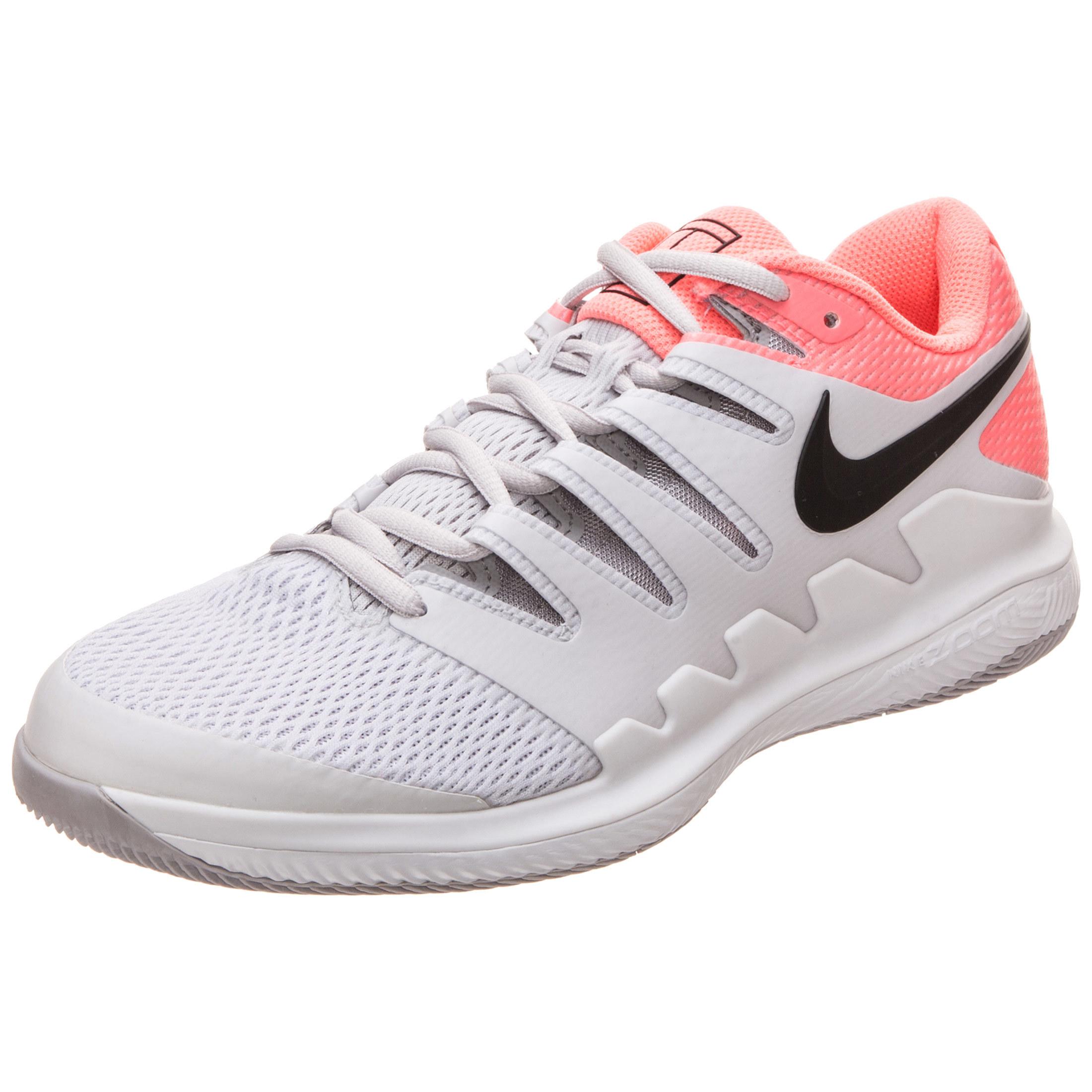 the latest cfe90 c51aa Nike Air Zoom Vapor X Women s Tennis Shoe - Grey   AA8027-001   FOOTY.COM