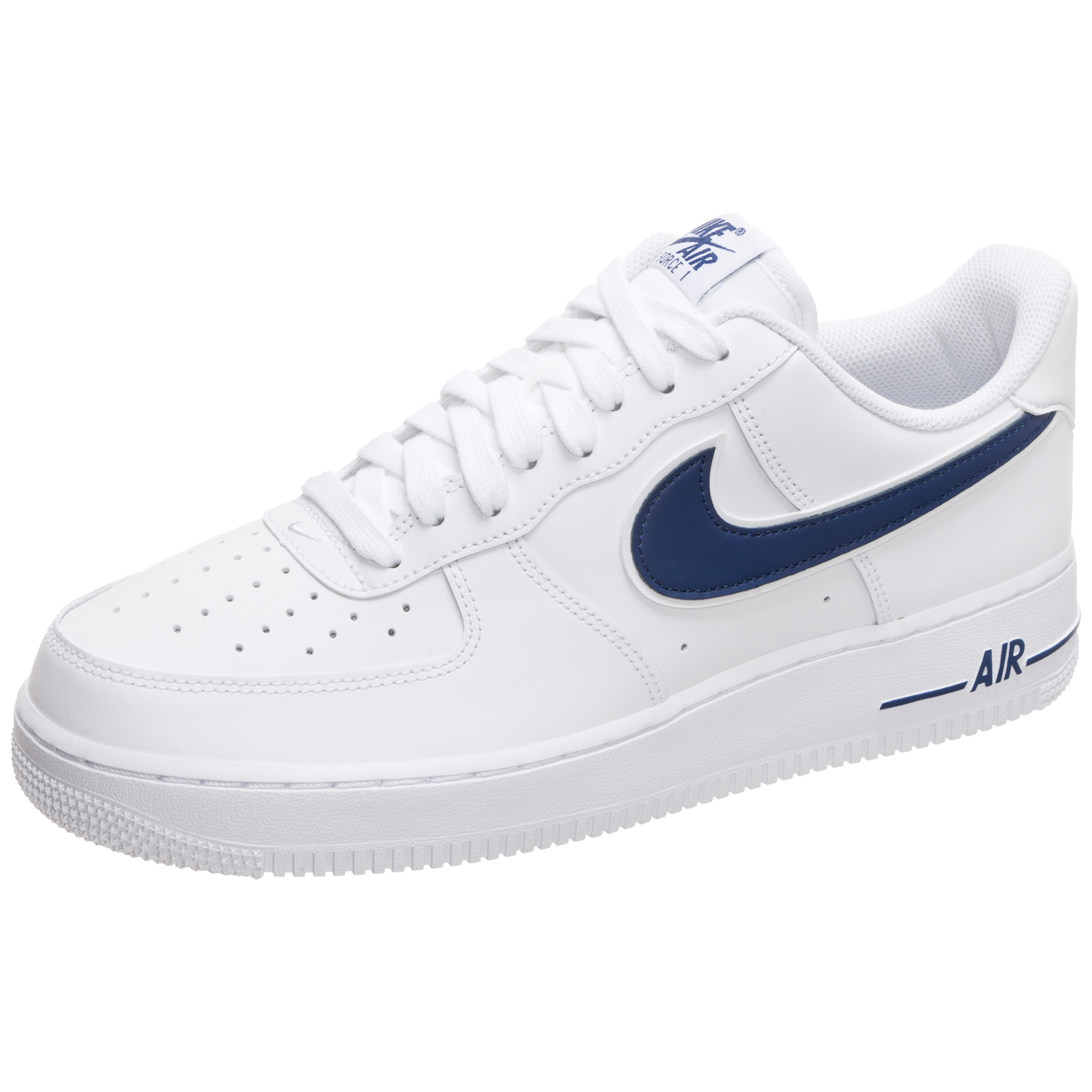 newest collection e98f6 d10cc Nike Air Force 1  07 Men s Shoe - White   AO2423-103   FOOTY.COM