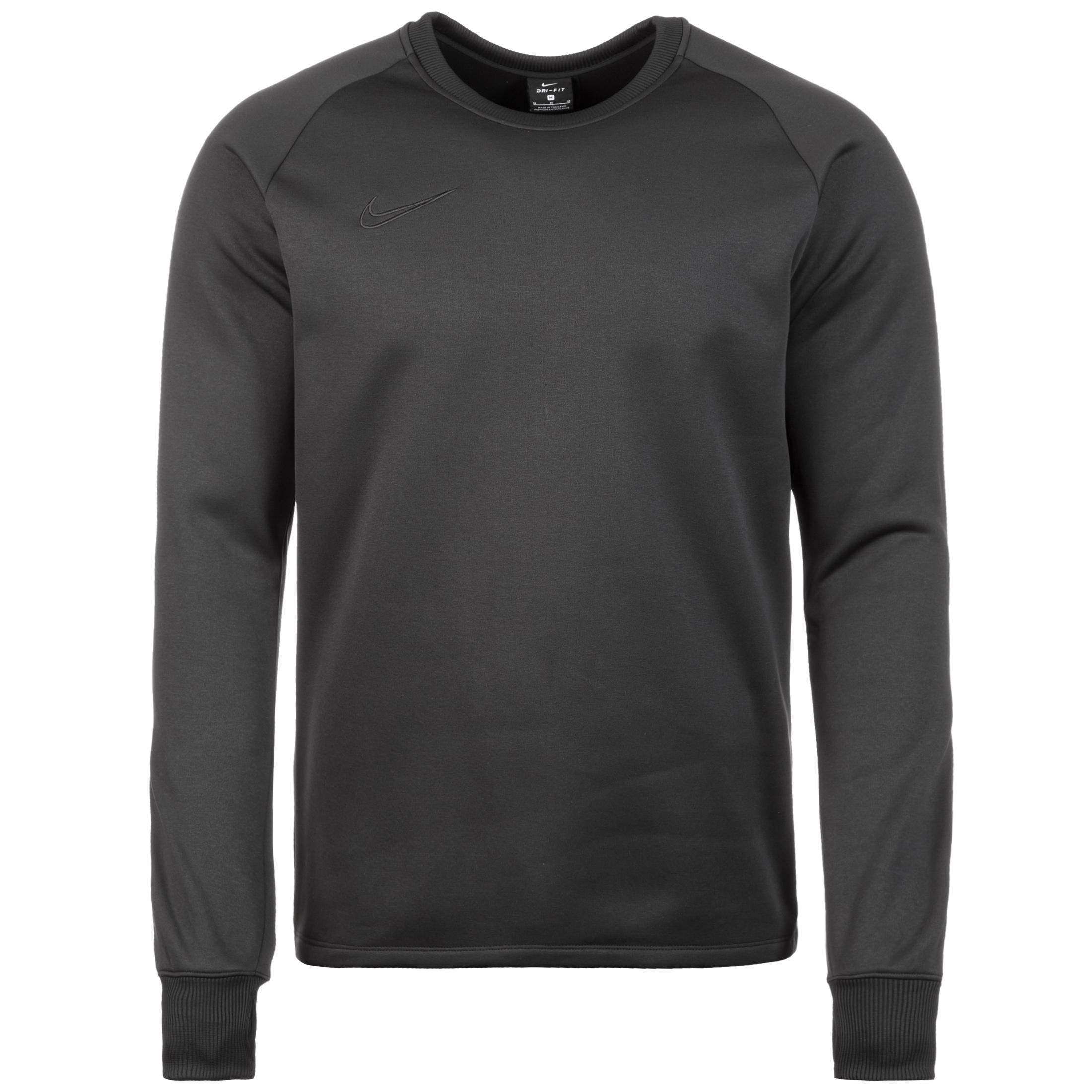 9e2cf59dd Nike Therma Academy Men's Long-Sleeve Football Top - Black | AO9189-010 |  FOOTY.COM