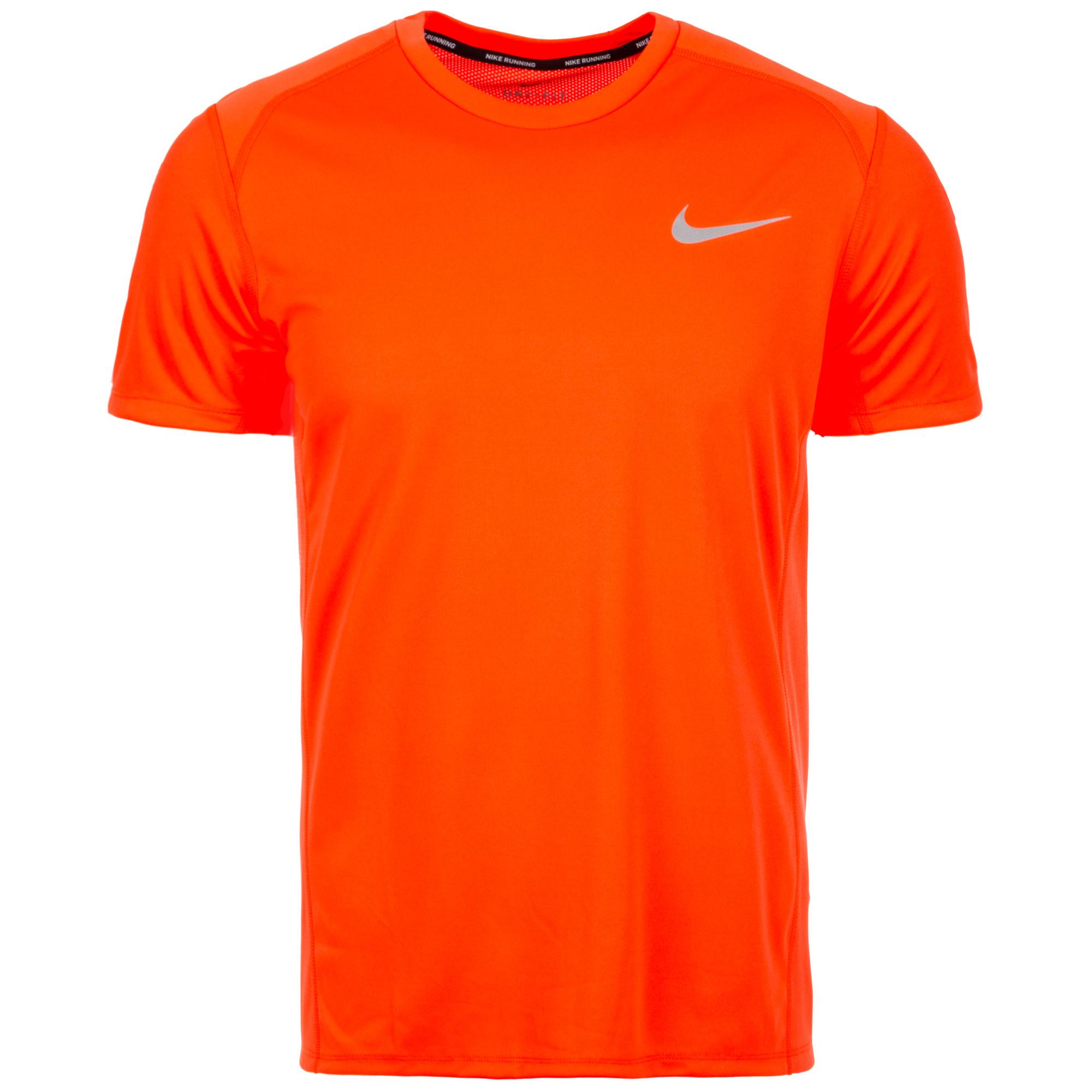 Nike Dry Miler Running T-Shirt Image